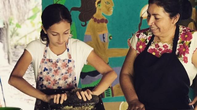 Mayan Cooking Class Belize